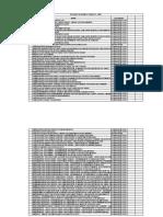 Lista de Normas da ABNT