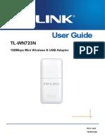 TL-WN723N User Guide