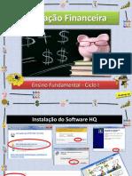 Educação Financeira - 2º Encontro