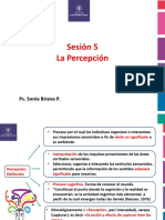 Sesion 5 La Percepcion.ppt
