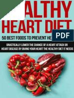 Healthy Heart Diet_ 50 Best Foo - Henry Hill.epub