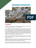 Régimen Laboral Especial en Construcción Civil