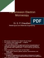 Lectut MTN-523 PDF Transmission-Electron-Microscopy 2