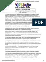 Fort-Da - Número 9 - Diciembre 2006 - La Clínica en Niños, Perspectivas Psicoanalíticas - Iván Samaniego
