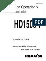 HD1500-7 OM