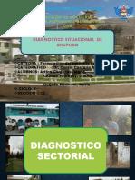 Diapositivas de Diagnosticos Por Sectores
