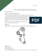 Distribución Peugeot DV6