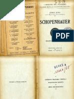 Zini, Zino - Schopenhauer