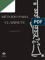Domingos Pecci Para Clarinete