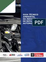 Guia Técnico Ambiental da Industria de Reparação Automotiva