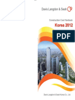 Construction Cost Handbook Korea 2012n