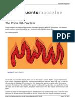 The Prime Rib Problem 20170814
