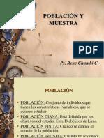 Poblacion y Muestra 2016