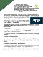 Edital de Doutorado 2017 23-08-2017