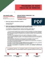 Upb Radio Derecho