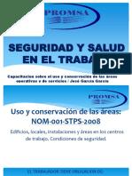 Uso y Conservacion de Las Areas