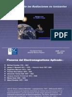Aplicaciones Radiaciones No Ionizantes