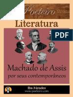 Machado de Assis Por Seus Contemporaneos - Iba Mendes