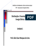 Unidade 1 Estrutura Da Industria de Energia Eletrica