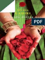 Jhumpa Lahiri - Distanța dintre noi.pdf