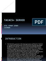 Tacacs+ Server project reo\prt