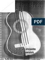 La Guitarra Paso a Paso Mª Luisa Sanz