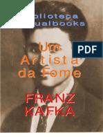 Um artista da fome - Franz Kafka