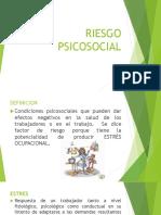 Rx Psicosocial