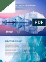 Wilson Center-Arctic Circle Forum Proceedings