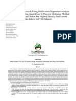 TrueMedicines Cannabis for PTSD - A Data Science Research Paper