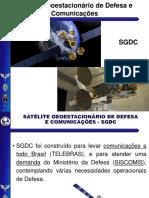SGDC - Posição Comando da Aeronáutica