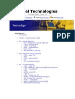 Panel Technologies