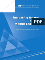 (2014) Increasing Access Through Mobile Learning