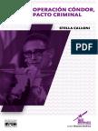 Stella Calloni Operación Cóndor
