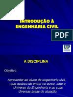Introdução Engenharia Civil