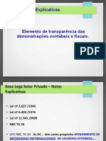 PALESTRA CRC Notas Explicativas Prof. Daniel Arruda.tce Fev2017