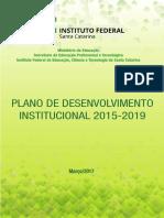 PDI IFSC 2015-2019