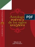 Intro. Juan Montero. Antología