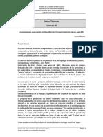 Guia de Clases Teoricas Unidad 4. 2009