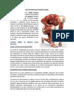 Dolor Muscular Tardío