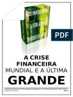 A Crise Financeira Mundial - Luiz Carlos Fernandes