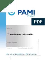 Transmision de informacion