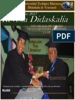 Revista DIDASKALIA - Mes Agosto Año 2017