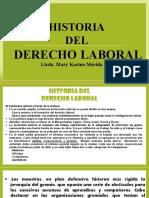 2-Historia Del Derecho Laboral