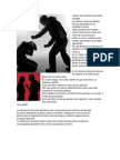 Causas de La Violencia en Los Seres Humanos