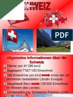 Die Schweiz - Referat