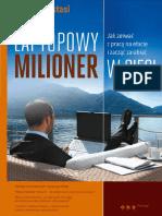 Anastasi M. - Laptopowy Milioner. Jak Zerwać z Pracą Na Etacie i Zacząć Zarabiać w Sieci1