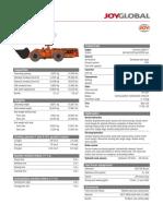 Lt 650 Specification Sheet