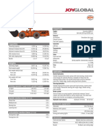 Lt 650 Specification Sheet