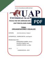 Organizadores Visuales Monografia Uap